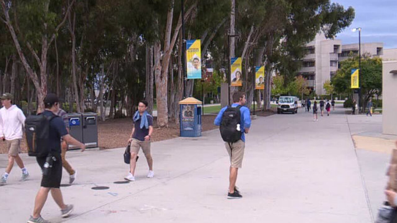 UCSD welcomes large class of first generation and low-income