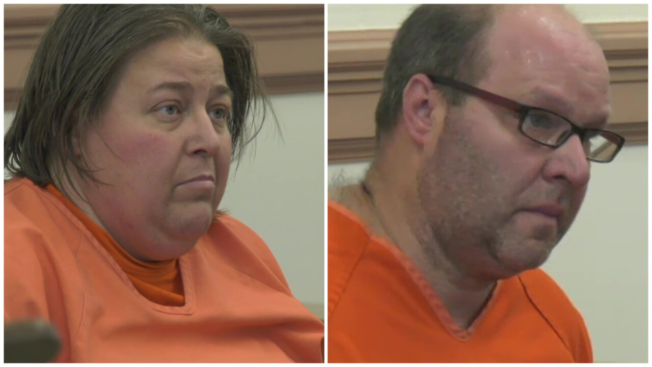 Butte couple sentenced for child abuse