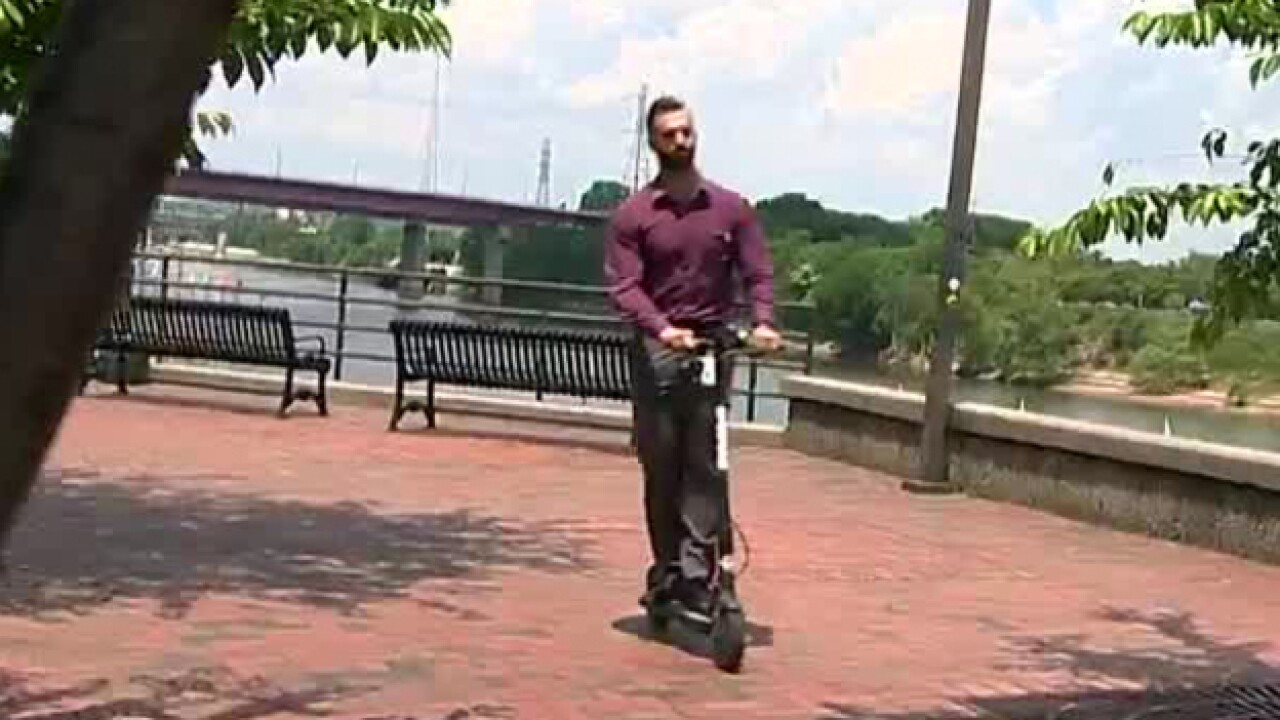 Scooter Regulations Not Being Followed In Nashville