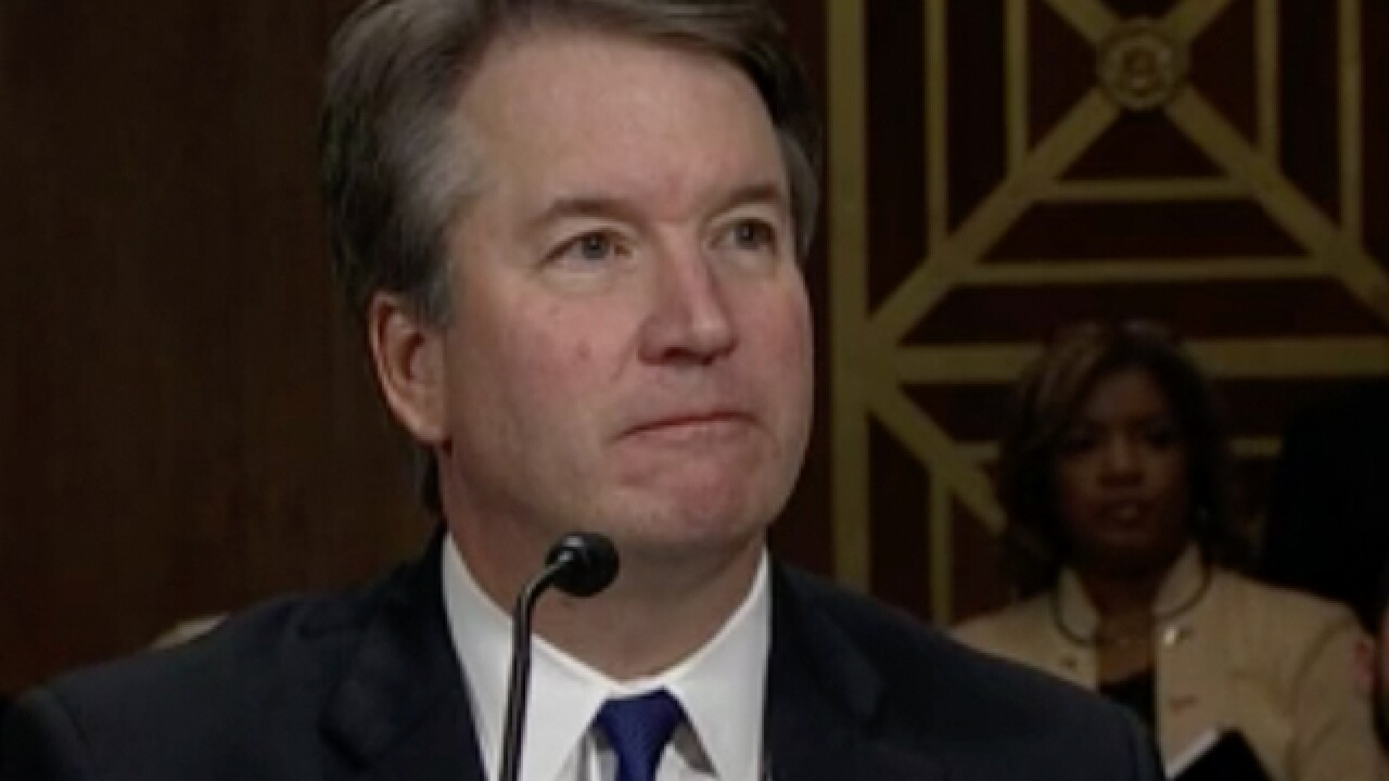 Sexual Assault Center Reacts To Kavanaugh Hearing Impacts