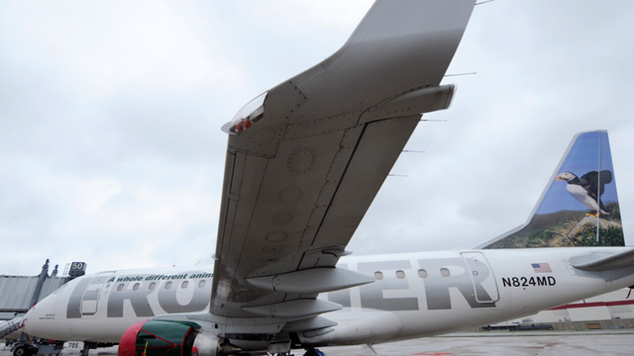 Frontier announces 6 new nonstop destinations from CVG