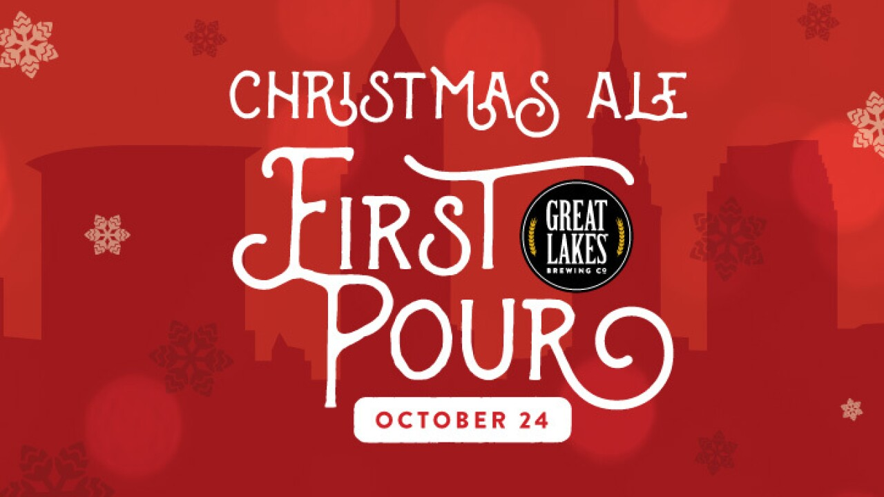Christmas Graphics 2019.Great Lakes Brewing Company Announces Date For The Highly