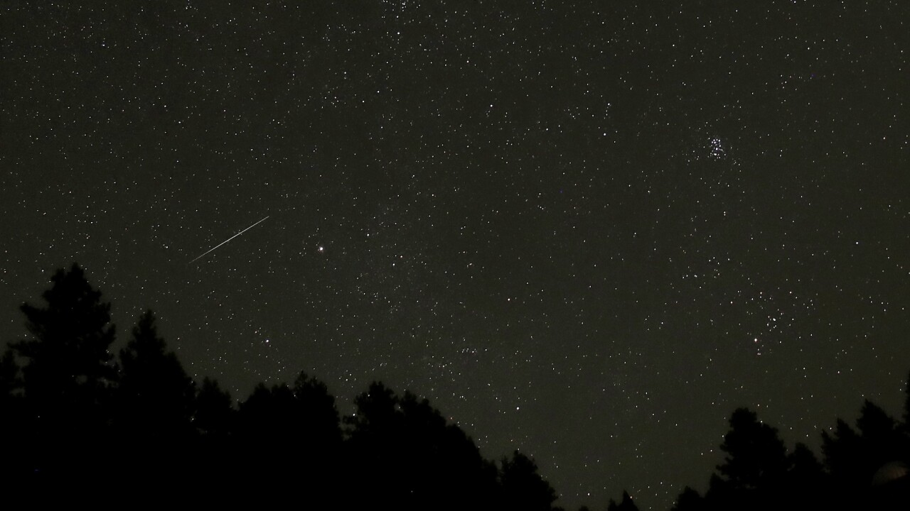 Bright fireball captured streaking in the sky Wednesday above Ohio, other eastern states