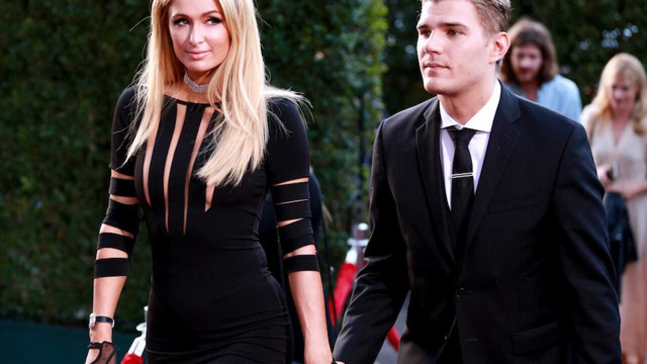 Paris Hilton is engaged: 'I feel like the luckiest girl in the world'