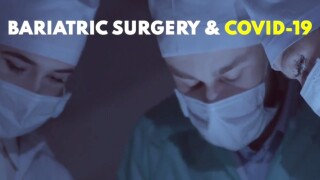 Evidence shows bariatric surgery can lower risk of severe COVID-19 symptoms