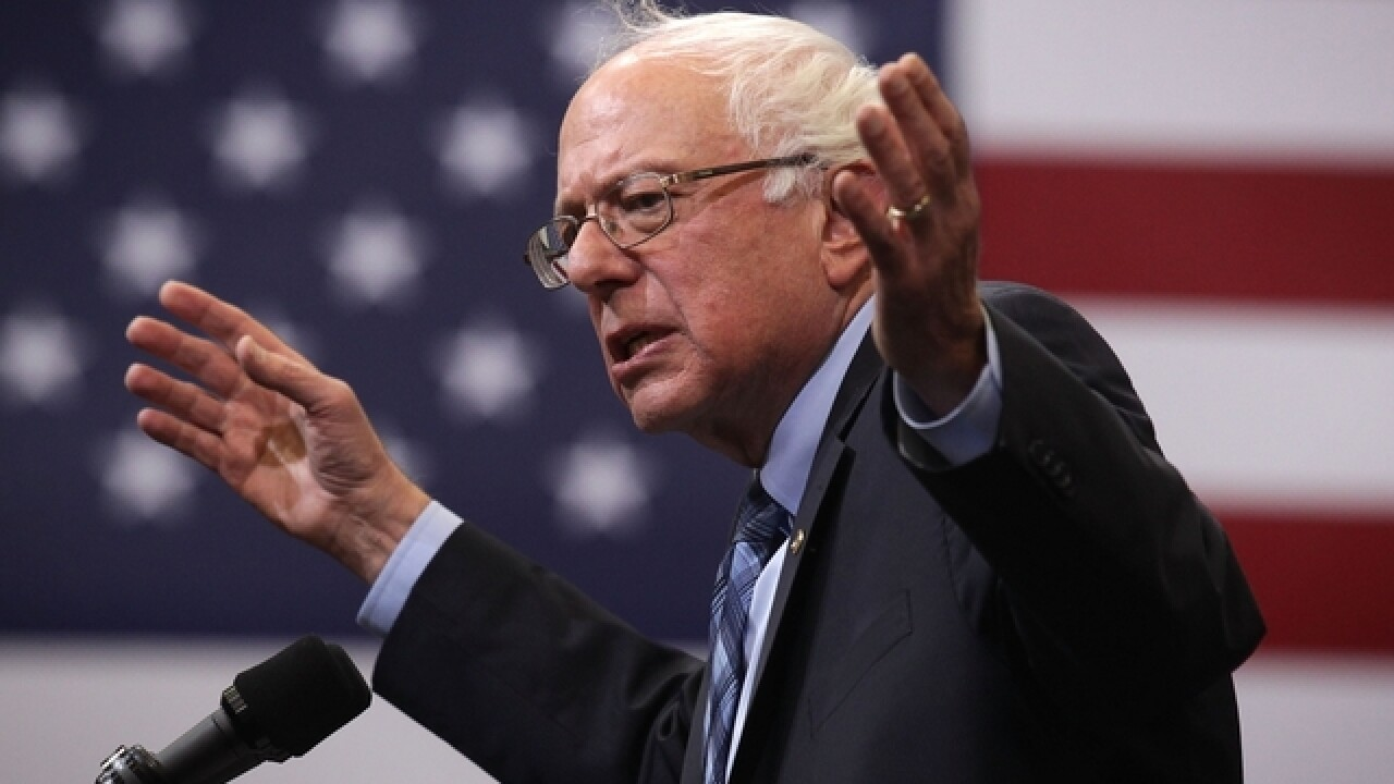 Bernie Sanders wins Democratic caucus in Maine