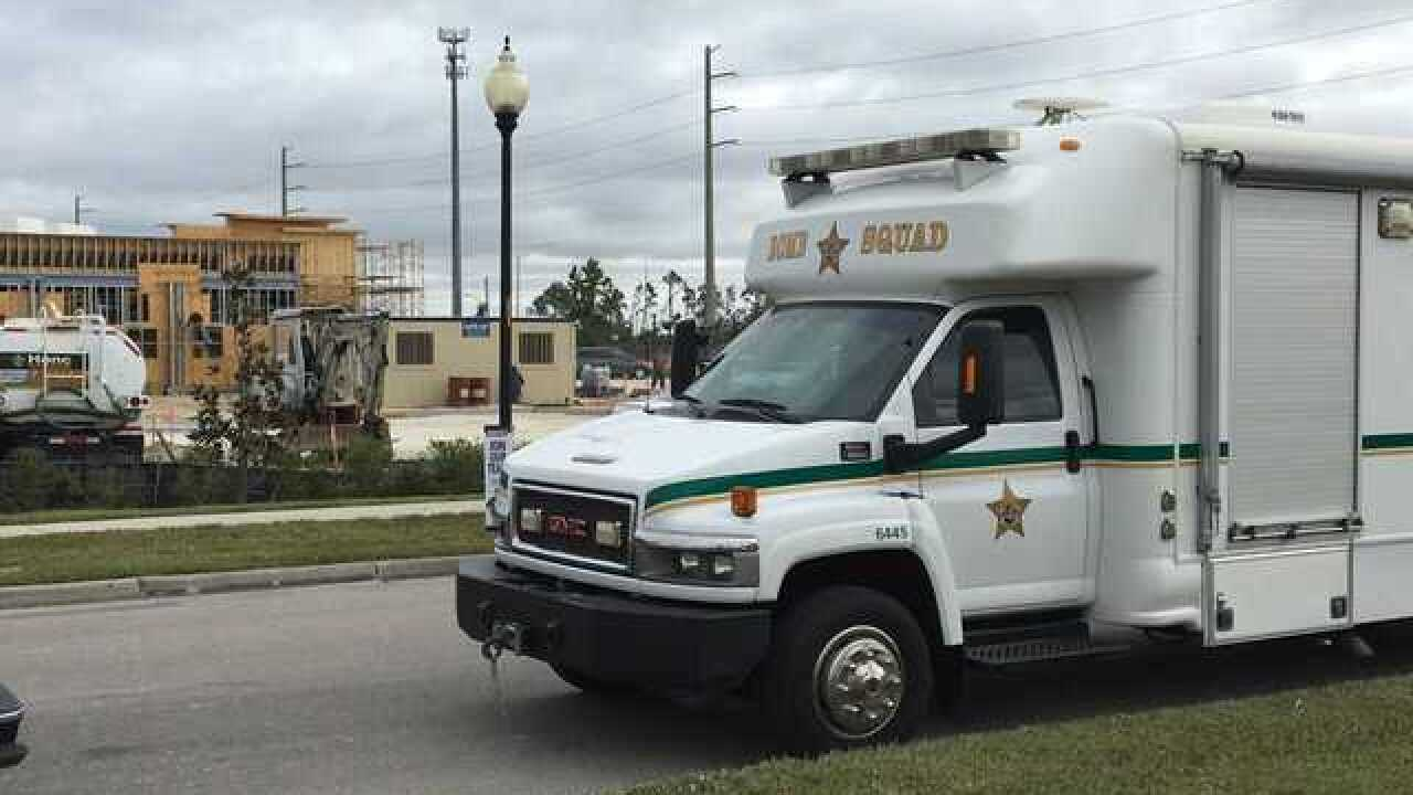 Possible explosive device reported in Naples