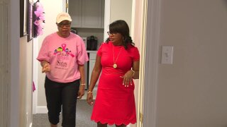 Several events kick-off Breast Cancer Awareness month in Central Virginia