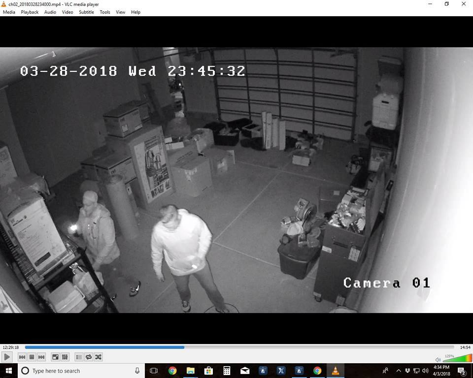 Photos: People of interest caught on camera in Eagle Mountain home underconstruction