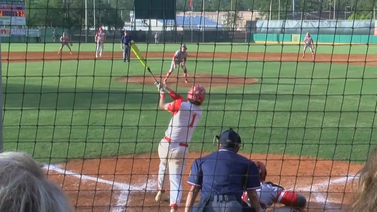 Thomasville baseball falls in two to Bacon County, season comes to a close