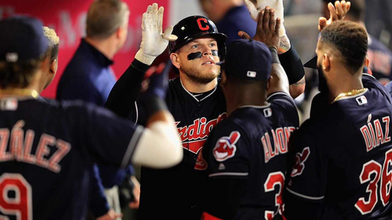 Cleveland Indians reach 2 million tickets sold for the first time since 2008