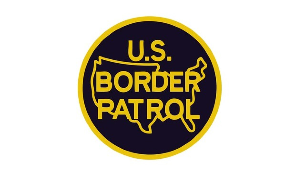 Border Patrol arrests felon