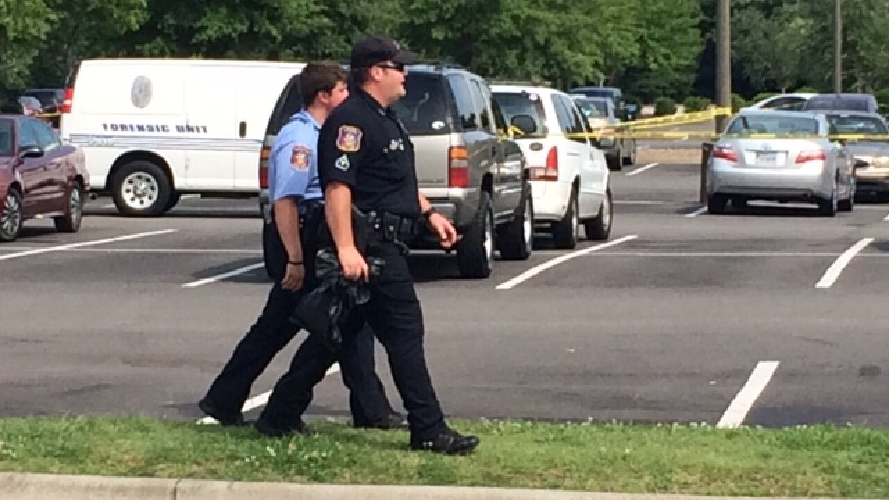 Suspects identified in officer-involved shooting near Hampton Towne CentreAMC