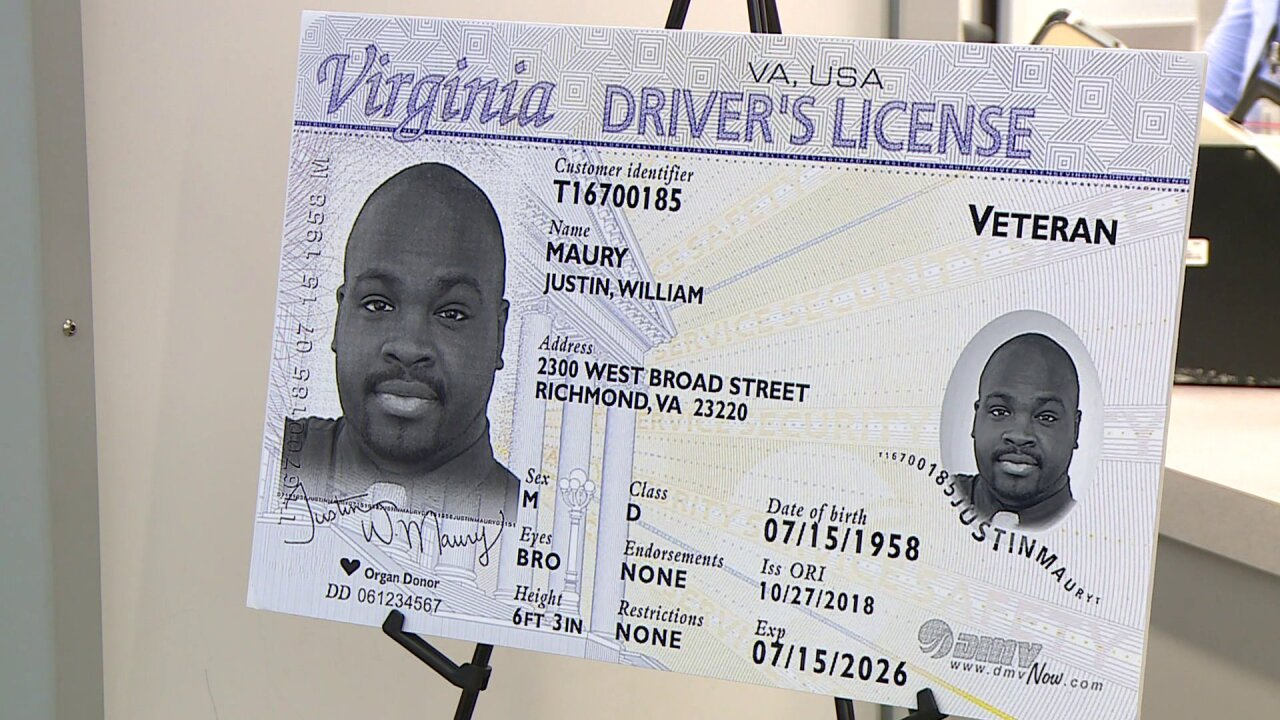 Northam: Budget amendment would end driver's license suspension over unpaidfees