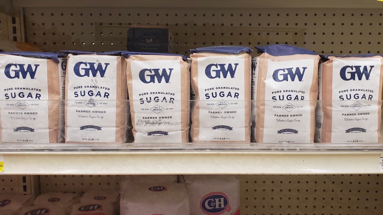 Montana Ag Network: New report finds no evidence that U.S. sugar program harms sugar-using companies