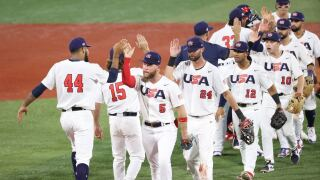 MLB pitching prospect traded while in Tokyo with Team USA