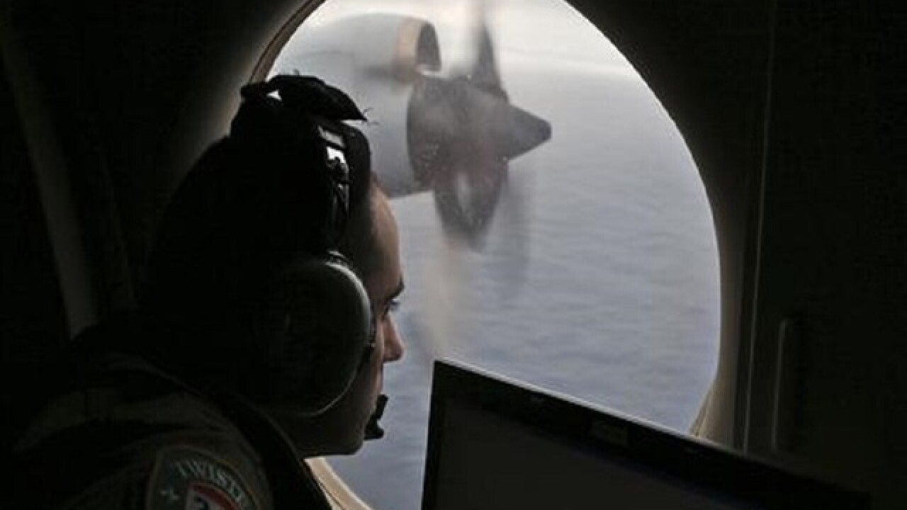 Australia: MH370 captain's simulator had Indian Ocean route