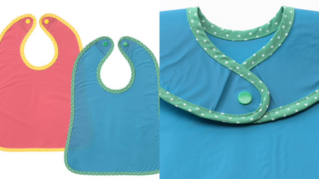 Ikea issues recall for infant bibs, as snaps can cause a choking hazard