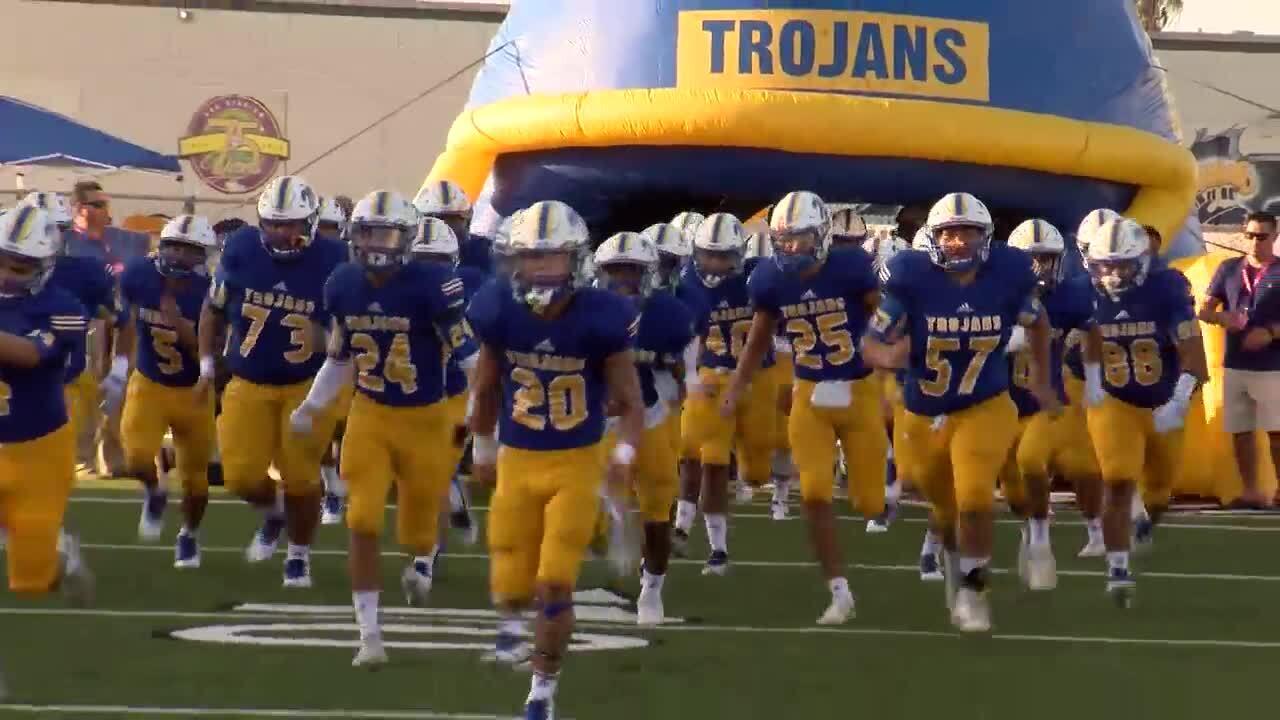 Moody Trojans football