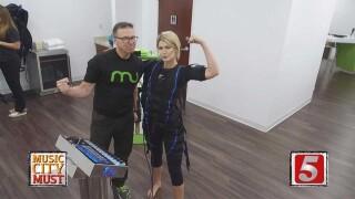 Manduu Offers Fast, Intense Workouts Using Electrical Muscle Stimulation