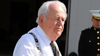 Louisiana school renamed for late Saints owner Tom Benson