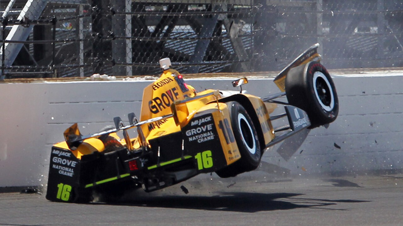 PHOTOS: May 18 Indy 500 Practice