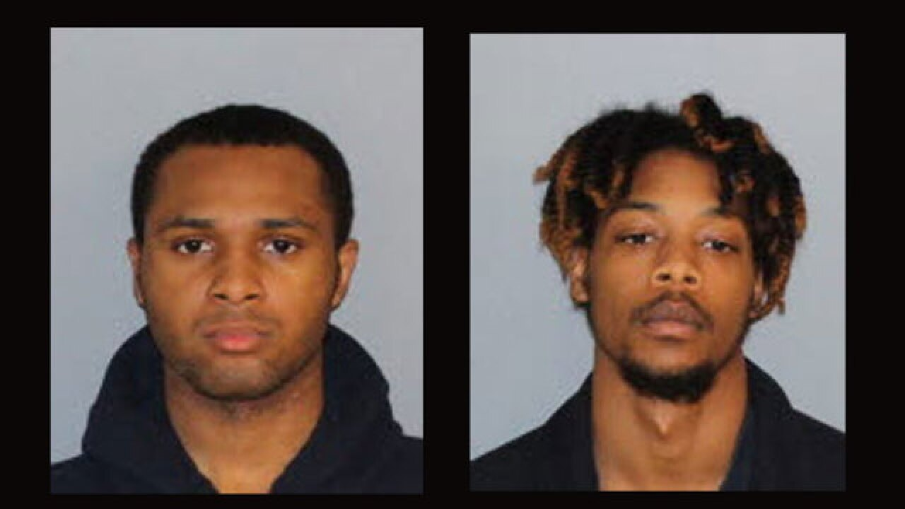 2 men accused of raping 9-month-old girl, filming attack