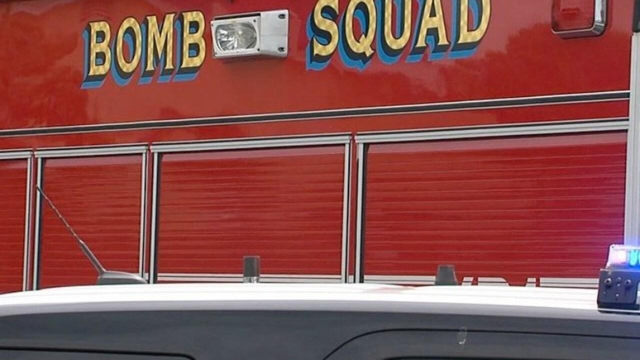 SDPD: Man found 'suspicious device' in new car