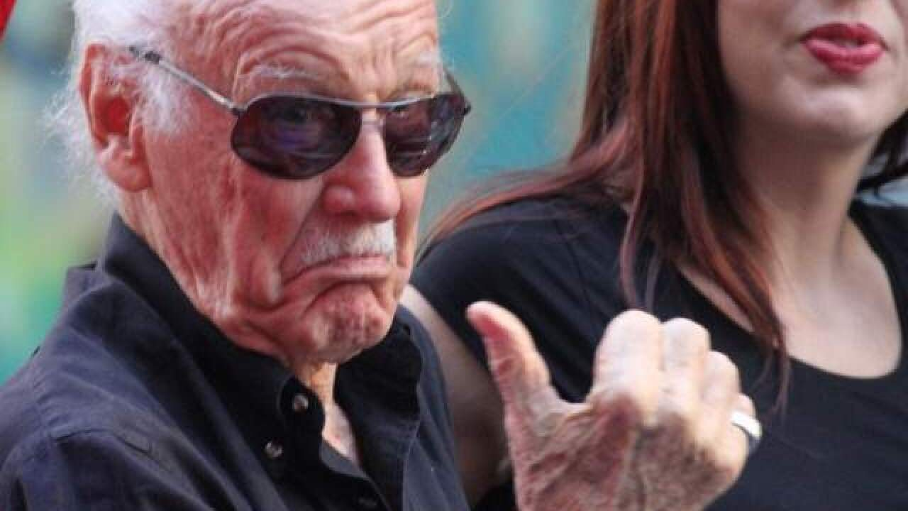 Coyotes cancel Stan Lee pregame puck drop amid sexual harassment allegations