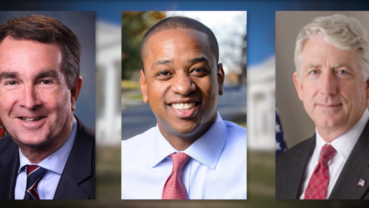 Crisis expert weights in on controversy surrounding top Virginia Democrats
