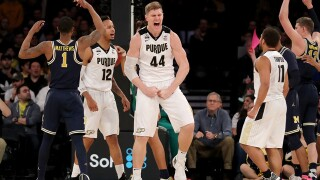 Purdue falls to Michigan in Big Ten championship game 75-66