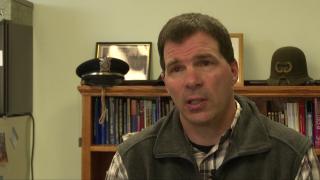 Kalispell Police Chief Doug Overman