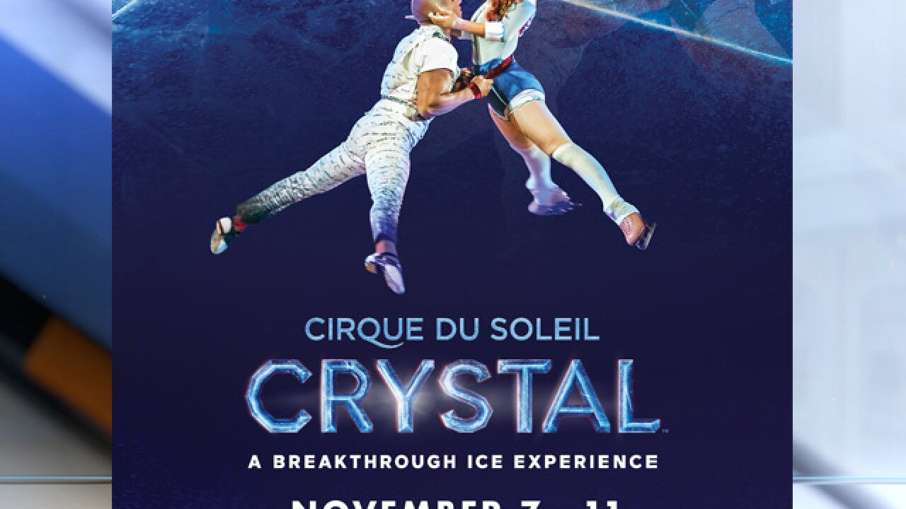 Cirque du Soleil's first ice production coming to BOK Center