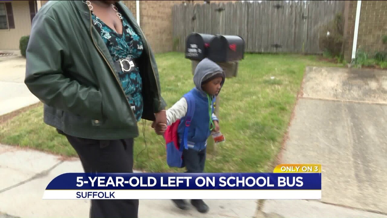 Only on 3: Suffolk mother says school district lost her son for 2+ hours, she wantsanswers