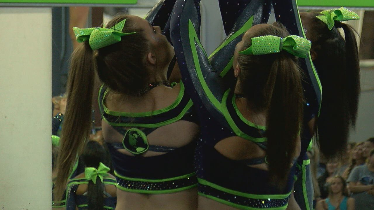 Cheer Nation Athletics Looking For Redemption At Summit