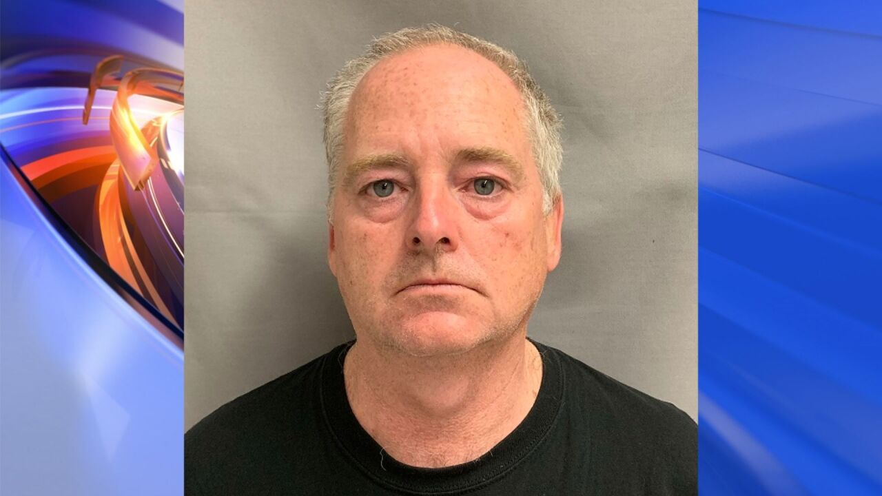 Yorktown man arrested after allegedly impersonating an officer in Maryland