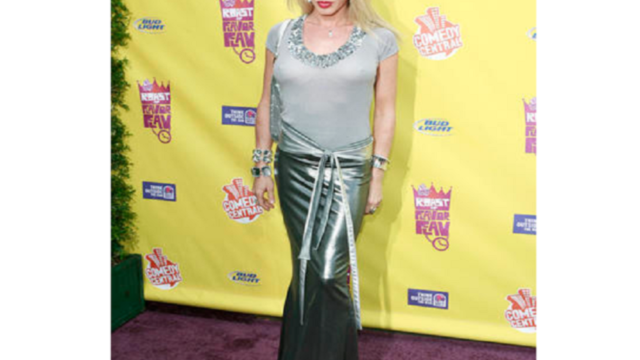 Transgender actress Alexis Arquette has died at 47
