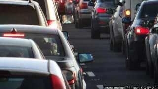 Traffic slowdowns possible in Lafayette this weekend