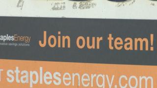 Staples Energy hiring