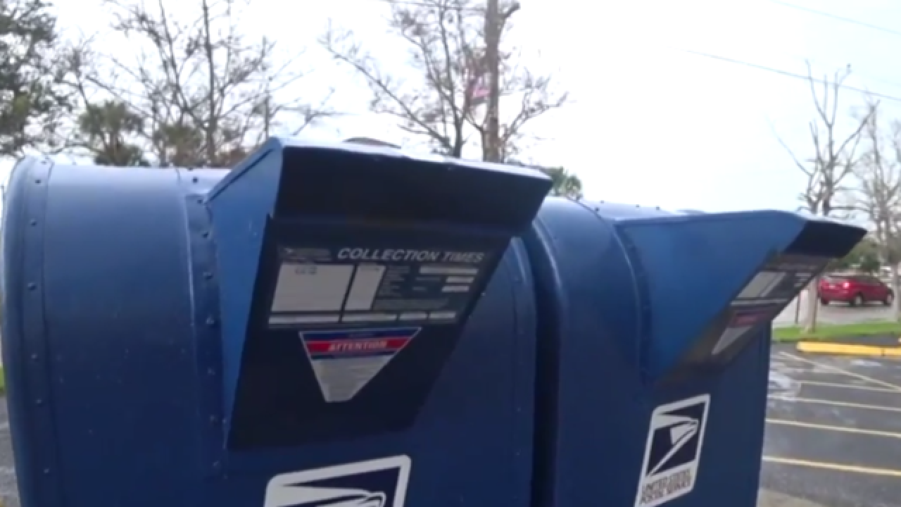 Checks being stolen from mailboxes in Vero Beach
