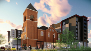 Hampton Inn Homewood Suites by Hilton - Historic AME Bethel Church.png