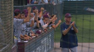Acadiana high school baseball quarterfinals results