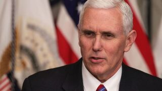Vice President Mike Pence traveling to Troy, Lansing today