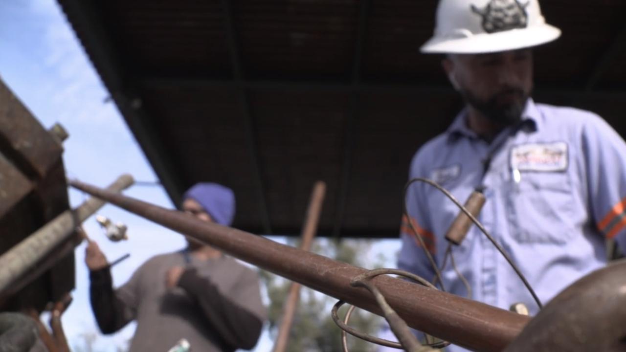 Metal scrappers say their industry is struggling since international tariffs hit