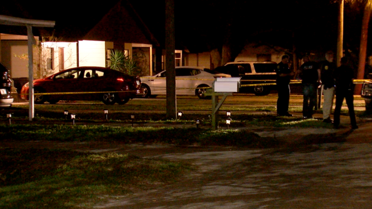 deadly stabbing South Tampa