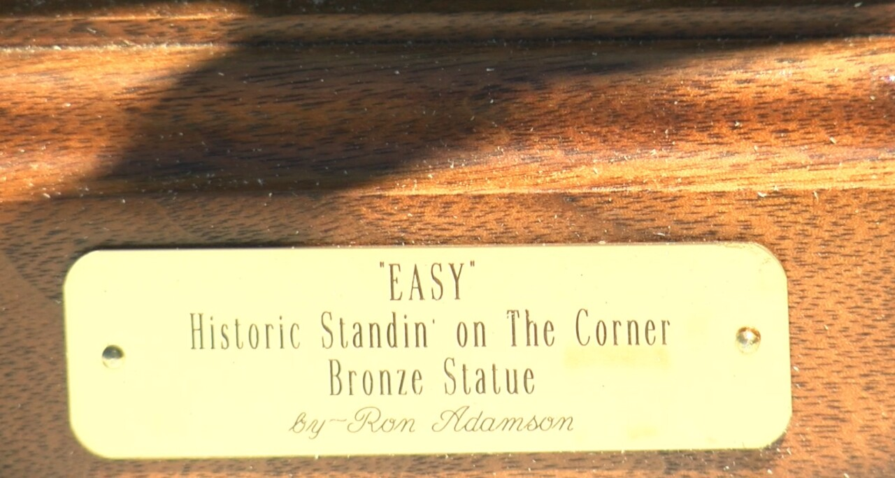 """Ron Adamson tells MTN News about """"Easy"""" statue request"""