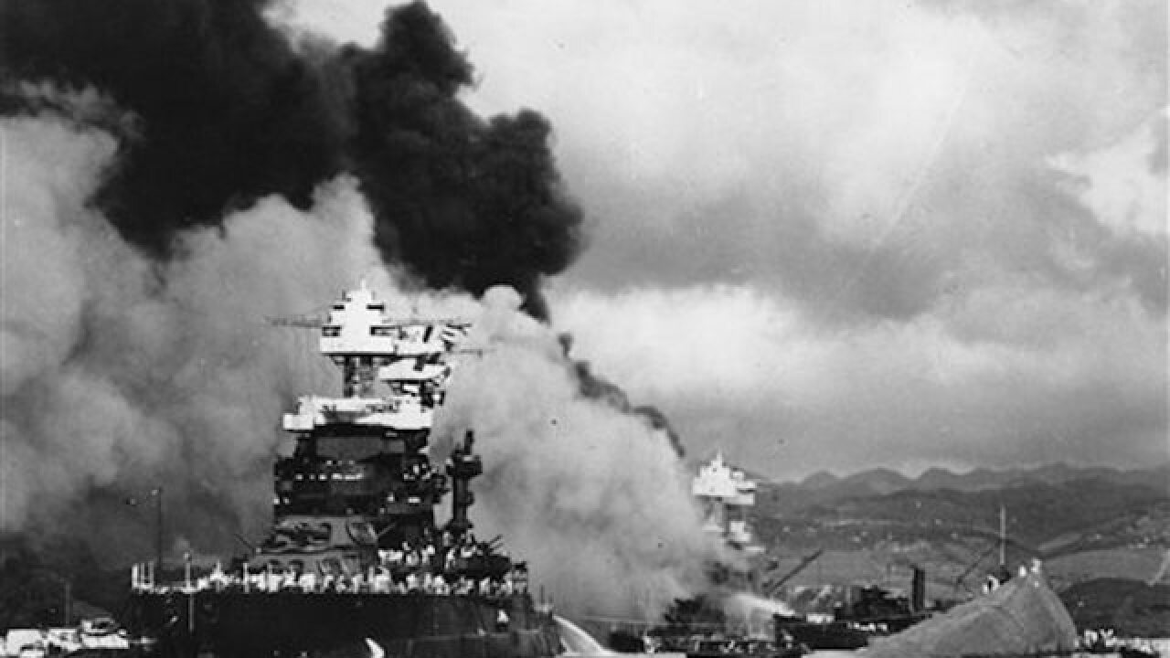 Pearl Harbor victim gets funeral 75 years later