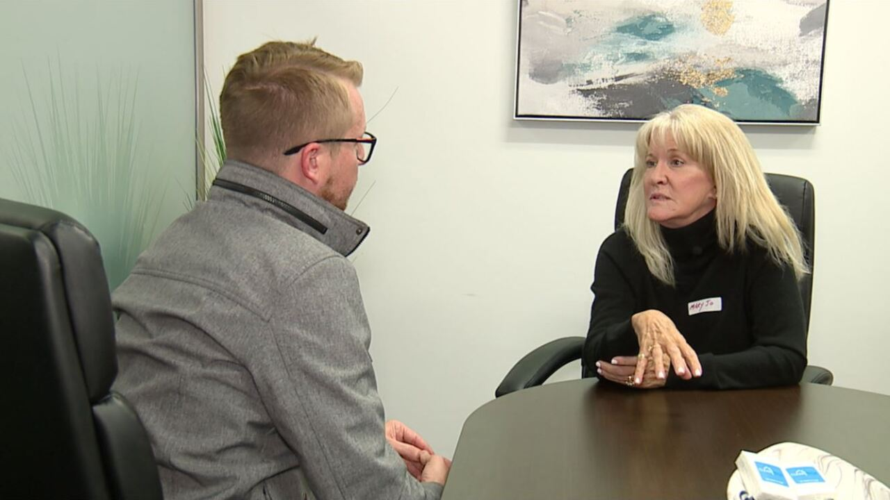Mary Jo Buttafuoco speaks with 13 Investigates about the 1992 shooting that nearly killed her and left her with permanent facial paralysis.