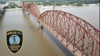 Hwy 182 Bridge Morgan City