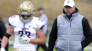 Carroll College athletic trainer Brian Coble leaving Saints
